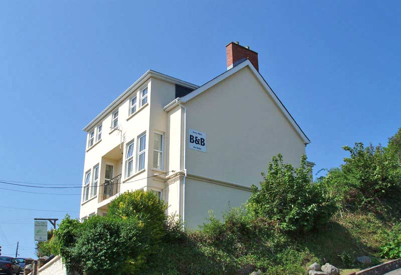 Fern Villa, Bed and Breakfast in Gwoodwick, Fishguard