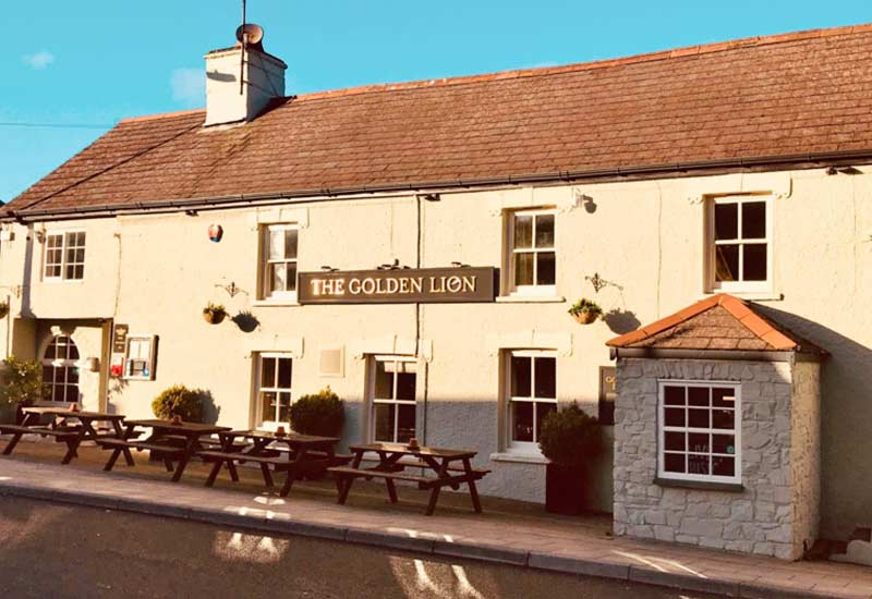 Golden Lion Bed and Breakfast, Newport, Pembrokeshire