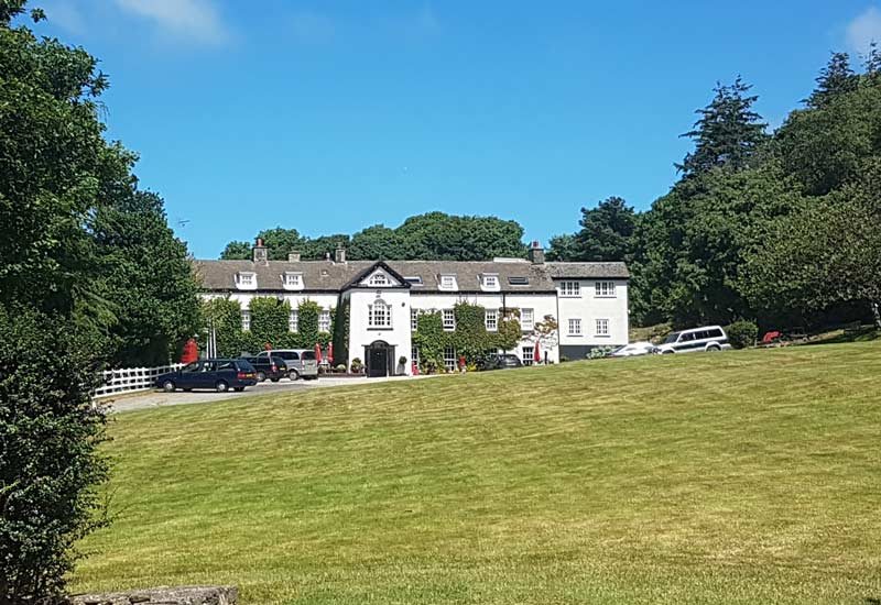 Holiday Accommodation at Llwyngwair Manor