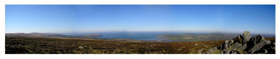 Newport Pembrokeshire Panoramic