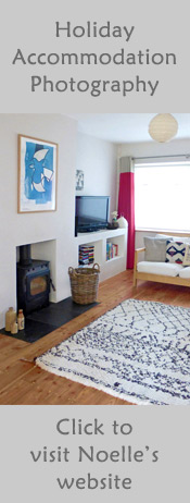 Accommodation photography, Pembrokeshire