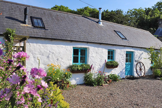 Holiday Cottage at Cilgwyn near Newport