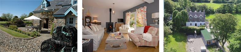 Self catering holiday cottages in Newport