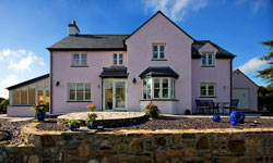 Y Garth, Bed and Breakfast Accommodation in Dinas Cross