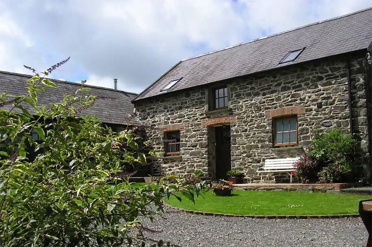 Converted Stable in the Gwaun Valley