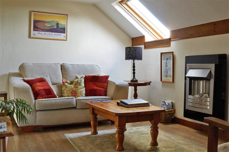 Cottage for two in the Gwaun Valley